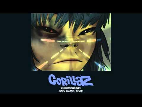 Gorillaz - Rhinestone Eyes (Boemklatsch Remix)