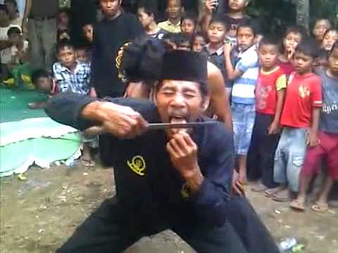 The Traditional Art of Debus from Banten in West Java