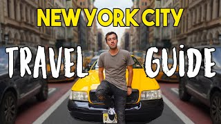New York City Travel Guide | 24 Hours in NYC