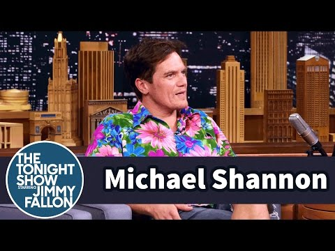 Michael Shannon Went Down an iBooks Rabbit Hole fragman