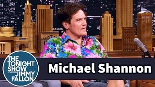 Michael Shannon Went Down an iBooks Rabbit Hole