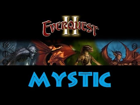 Everquest 2: The Mystic review, spells, pet and Alternate Advancement
