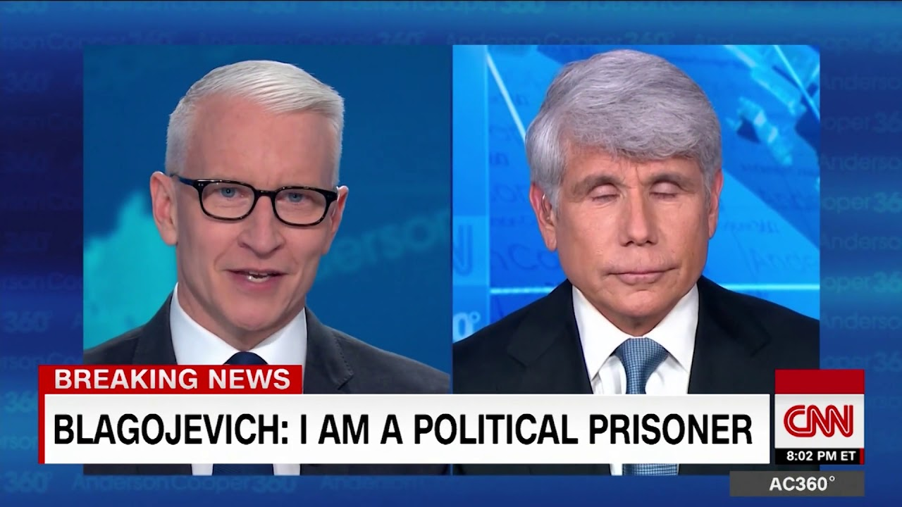 Anderson Cooper - President Trump hiding in a bunker - YouTube