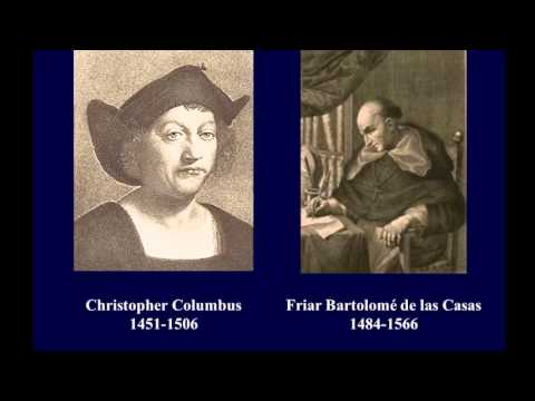Bartolomé de Las Casas on The Destruction of the Indies 1552