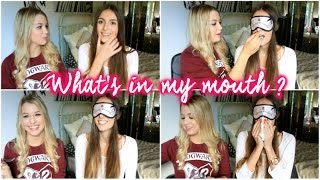 TAG What's in my mouth ? w/ EnjoyPhoenix Thumbnail