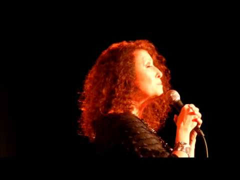 "Melissa Manchester ""Don't Cry Out Loud"" - Live In NYC, 4/21/2013"