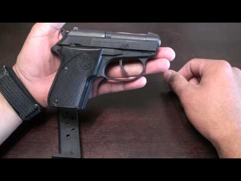 Beretta Tomcat 3032 .32 review