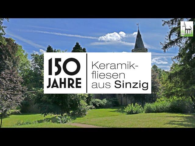 Ausstellung im Sinziger Schloss - Fliesenherstellung AGROB Sinzig