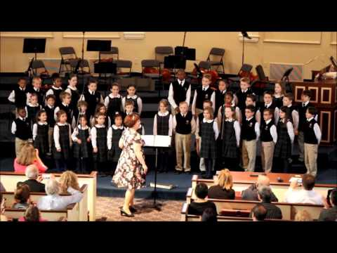 Bloomfield Christian School - Spring Concert 2016