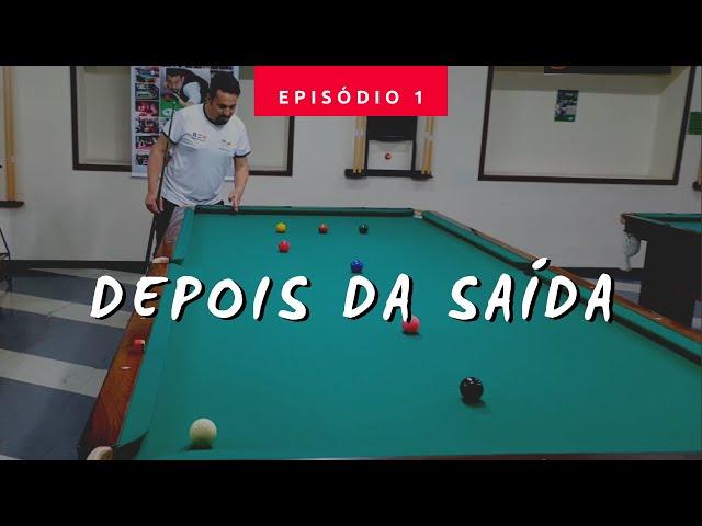 Regra Brasileira - 3 saídas e a tacada seguinte