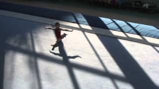 Соревнования  по спортивной гимнастике на 1 юношеский разряд
