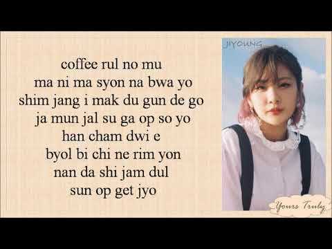 Bolbbalgan4 (BOL4 볼빨간사춘기) - Galaxy (우주를 줄게) Easy Lyrics