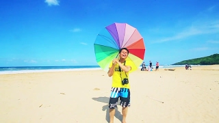 Pantai Ujung Genteng Sukabumi Jawa Barat - Stafaband