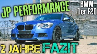 JP Performance | BMW 1er F20 Erfahrungsbericht 2 Jahre