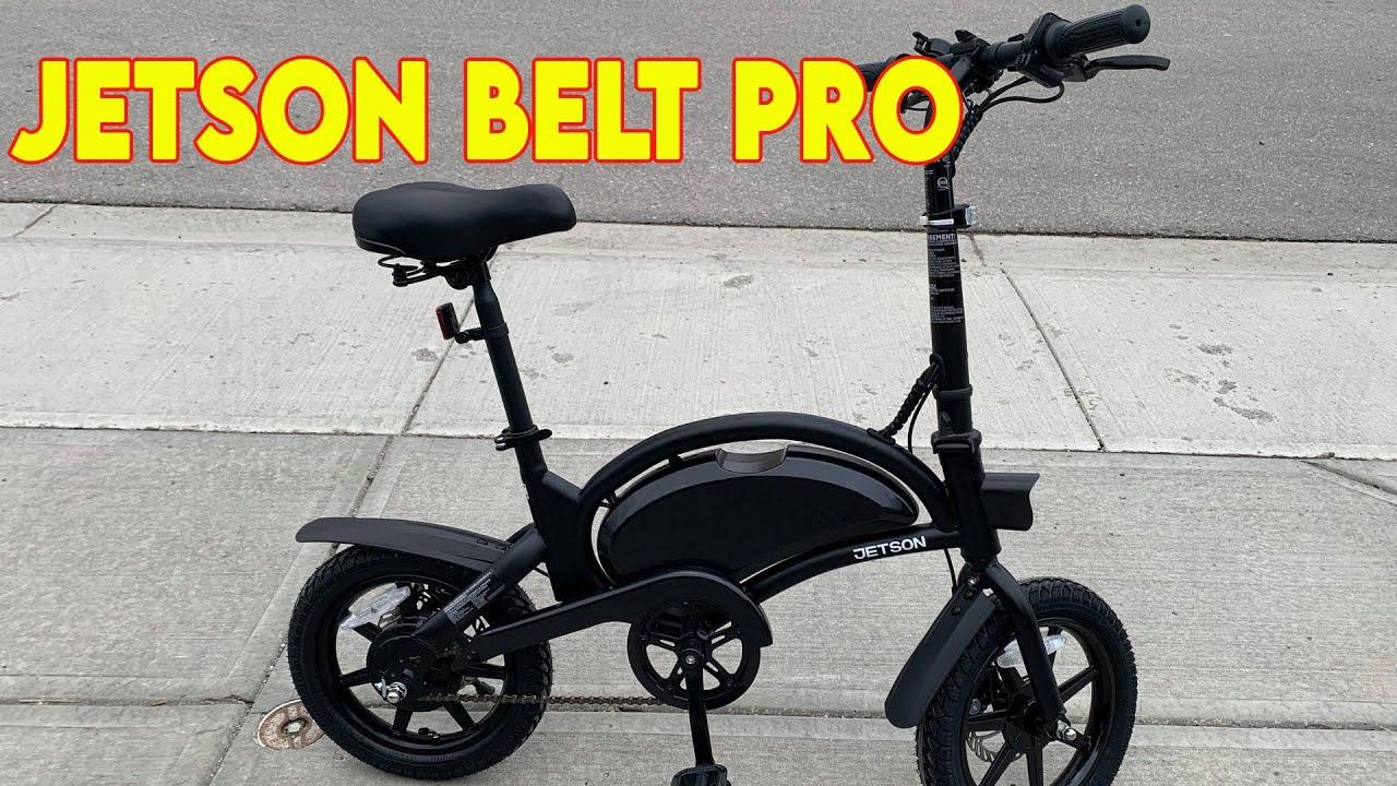JETSON BOLT PRO CHEAPEST ELECTRIC EBIKE FROM COSTCO
