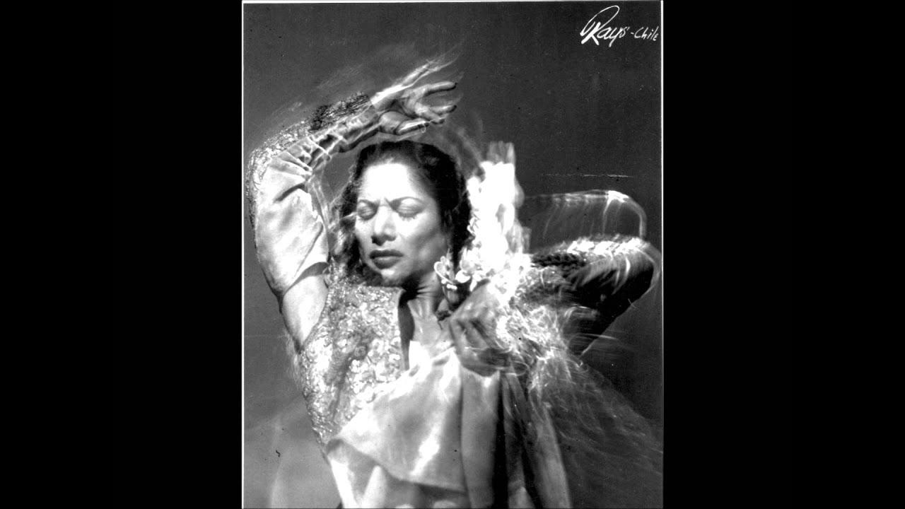 Carmen Amaya Tondero peruano.wmv - YouTube