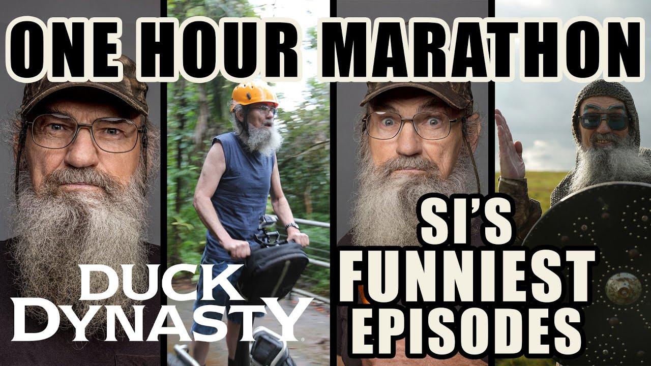 Download Si's FUNNIEST Episodes - One HOUR Marathon | Duck Dynasty