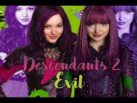 Descendants 2 - Evil (Lyrics)