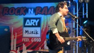 Bilal Khan - Bachana (live) Rock N Raag ARY Music, Karachi, Pakistan