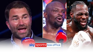 """Deontay Wilder direct messaged Dillian Whyte!""👀 