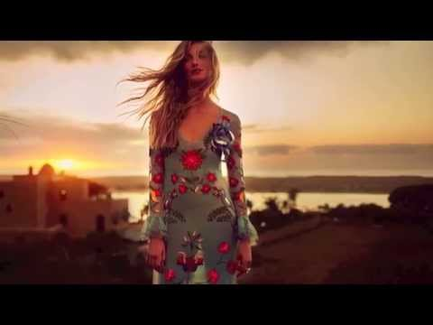 Condé Nast Traveller Morocco Fashion Shoot - Behind-The-Scenes