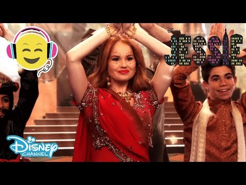 Jessie | Bollywood Dancing ✨ | Disney Channel UK
