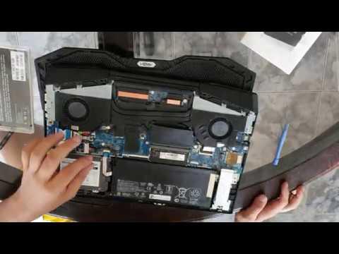 Instalando 16 GB Memoria Ram Y SSD Nvme M.2 En Pavilion Gaming Hp15-dk0003la