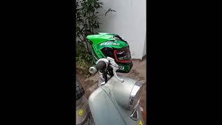 Mũ bảo hiểm Agu Racing fullface cực đẹp tại PhuotAZ Com