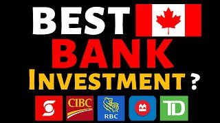 Which Canadian bank was the best investment this decade?