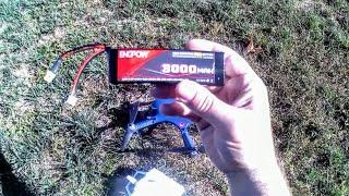 Bugs3 upgrade ENGPOW 7.4V 3000mah battery