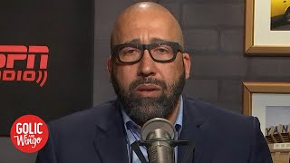 David Fizdale opens up about being fired by the Knicks | Golic and Wingo