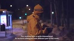 Aamuyö töissä - millaista on lehdenjakajan työ?