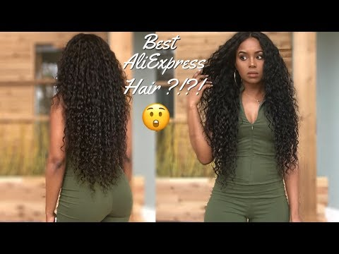 Best AliExpress Hair Ever!!! | Alibele Hair Review
