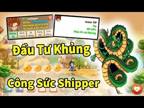 Shipper tập 4 – Lần đầu chơi lớn sau những ngày đi shipper…ước 200tr sm và avt VIP !