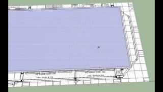 3D AV Tasarımı Yansıyan Tavan Planları
