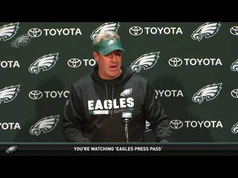 Eagles Press Pass: Head Coach Doug Pederson (1/18/18)