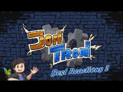 Best Reactions of JonTron 2