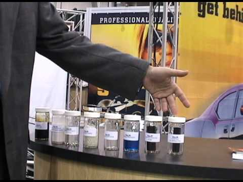 SEMA show 2011 - Global window Film - How it's Made