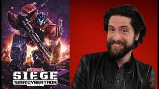 Transformers: War For Cybertron Trilogy - Siege - Review