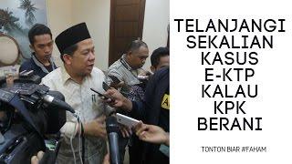Download Video Fahri Hamzah Telanjangi Skandal E-KTP di Media Center DPR MP3 3GP MP4