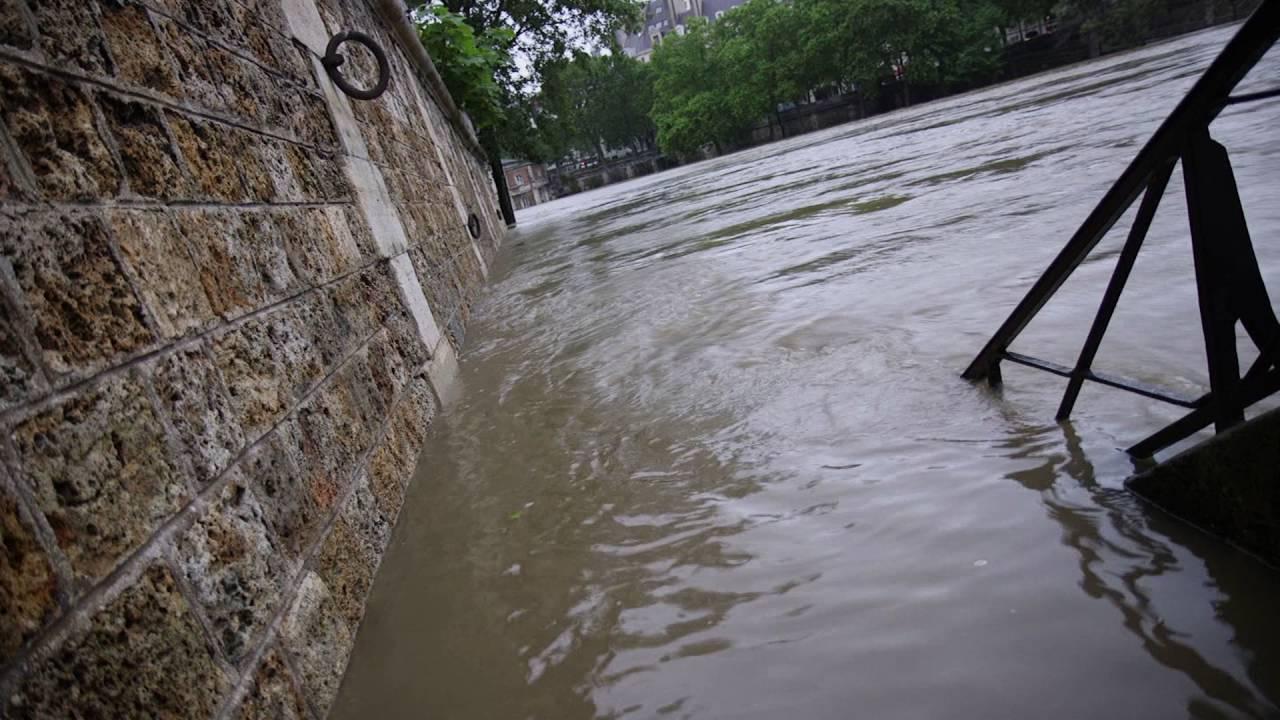 Chroniques AlimenTerres #1 : Béton, Agriculture et Inondations ?