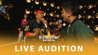 Download lagu Boy William Nge-Rap Bareng Agung | Live Audition 3 | Rising Star Indonesia 2016