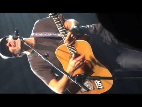 Jason Mraz - Tonight, Not Again - São Paulo Jan 26