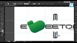 احترف تصميم الشعارات - النسب المحيطة بالشعار - مجلة المصمم