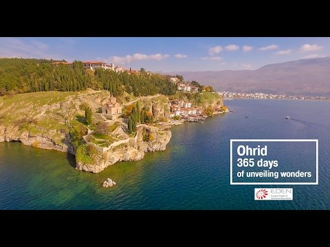 Ohrid: 365 days of unveiling wonders (Promotional tourism video by 2S)