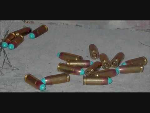 geweer schoten