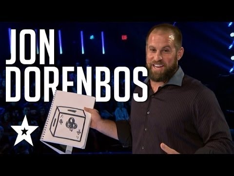 Jon dorenbos full auditions - america's got talent 2016 + Extra