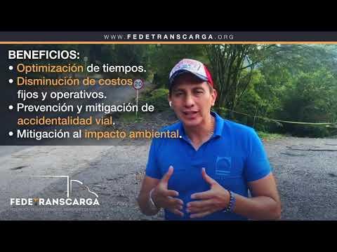 Vía Villavicencio (Rompe Ejes) - Fedetranscarga