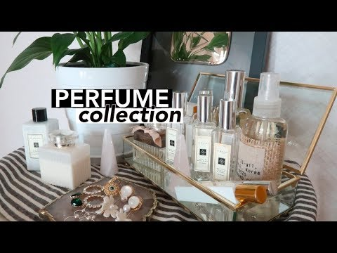 My Perfume Collection | Jo Malone, Chloé, & Elizabeth and James