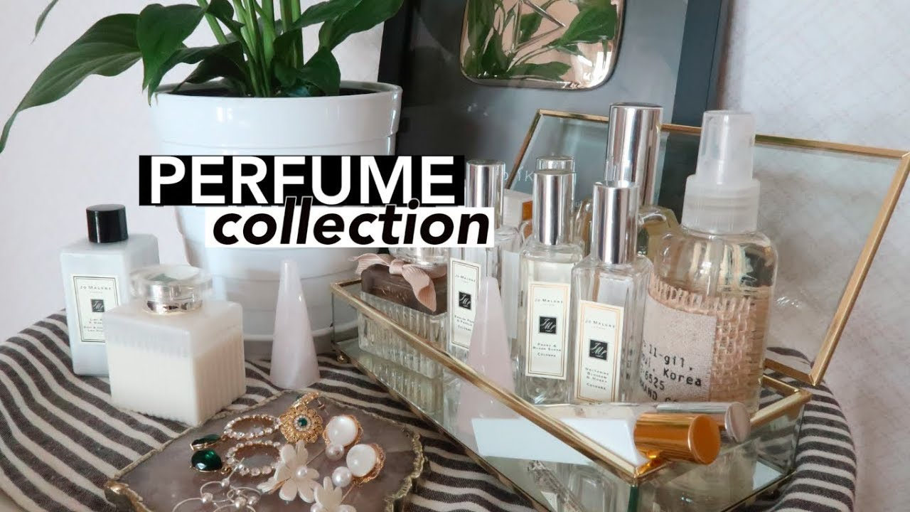 8f0ce47959b0 My Perfume Collection | Jo Malone, Chloé, & Elizabeth and James ...